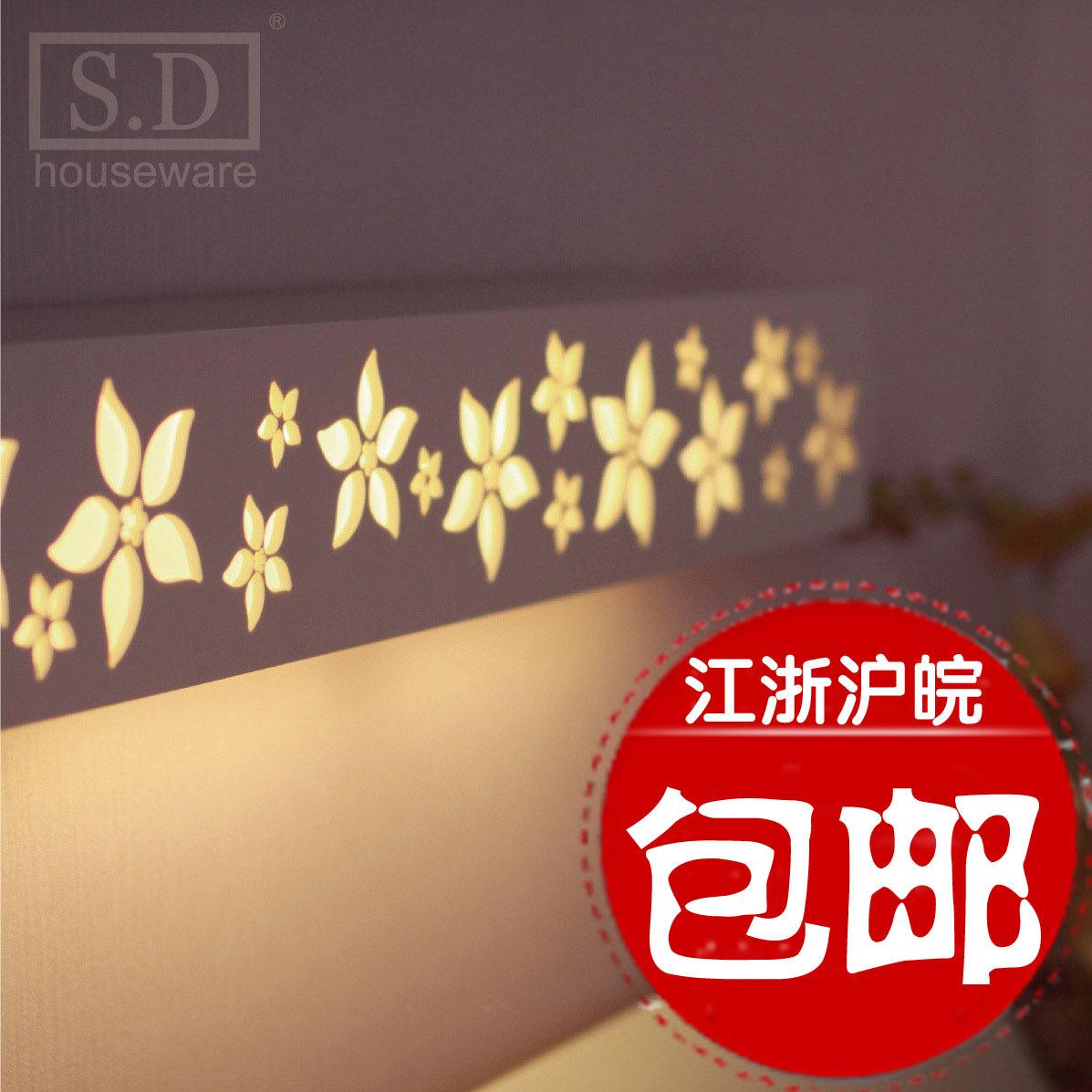 Nachtkastje muur plank promotie winkel voor promoties nachtkastje muur plank op - Deco muur corridor ...