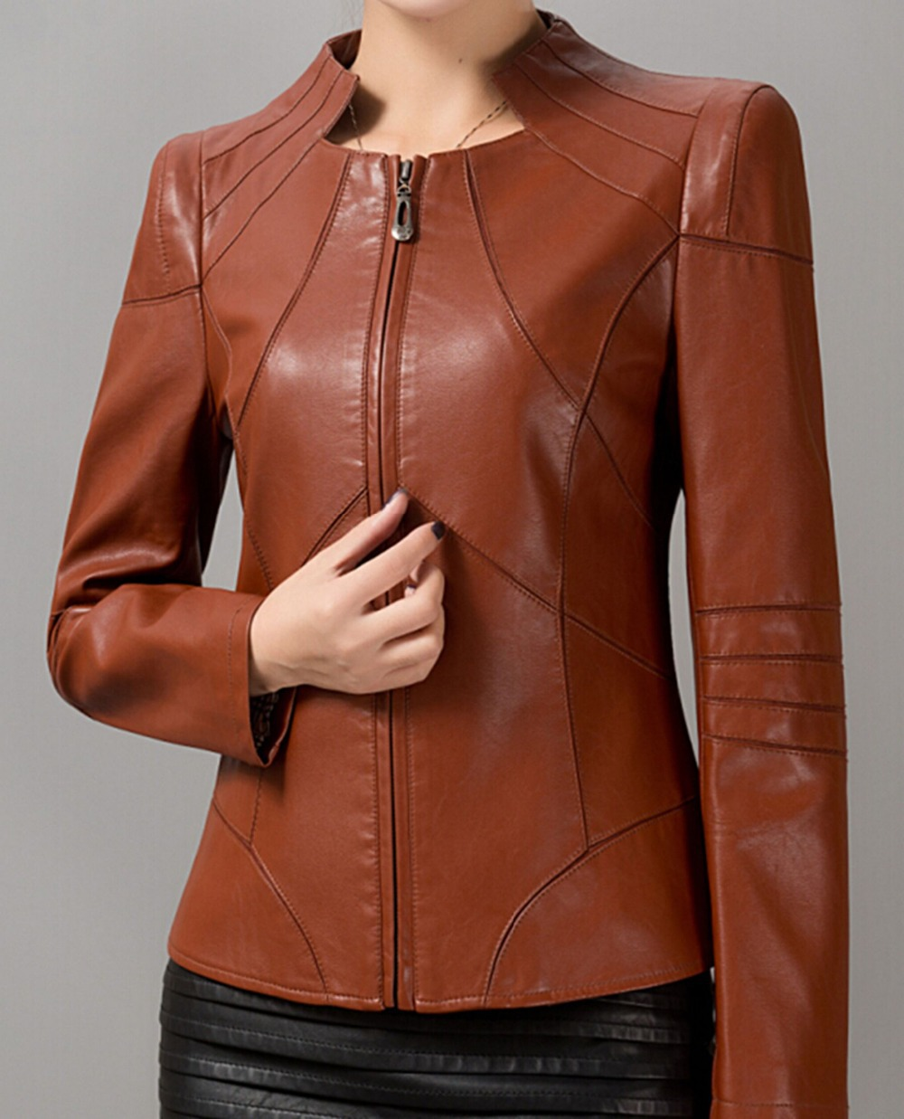 Shop our range of Women's Leather Jackets online at David Jones. Shop from top brands like Ena Pelly, Karen Millen & Sabatini. Free & fast delivery available.