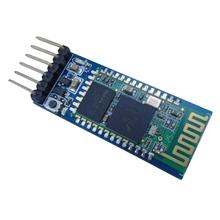 HC-05 Беспроводная Хозяин Bluetooth Серийный Модуль Приемопередатчика с кнопкой Раб и Master RS232 Для Arduino(China (Mainland))