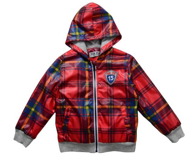 TOKTIC boy children spring jacket long sleeve plaid coats kids outwear jacket boy fashion jacket coat 3-8 years(China (Mainland))