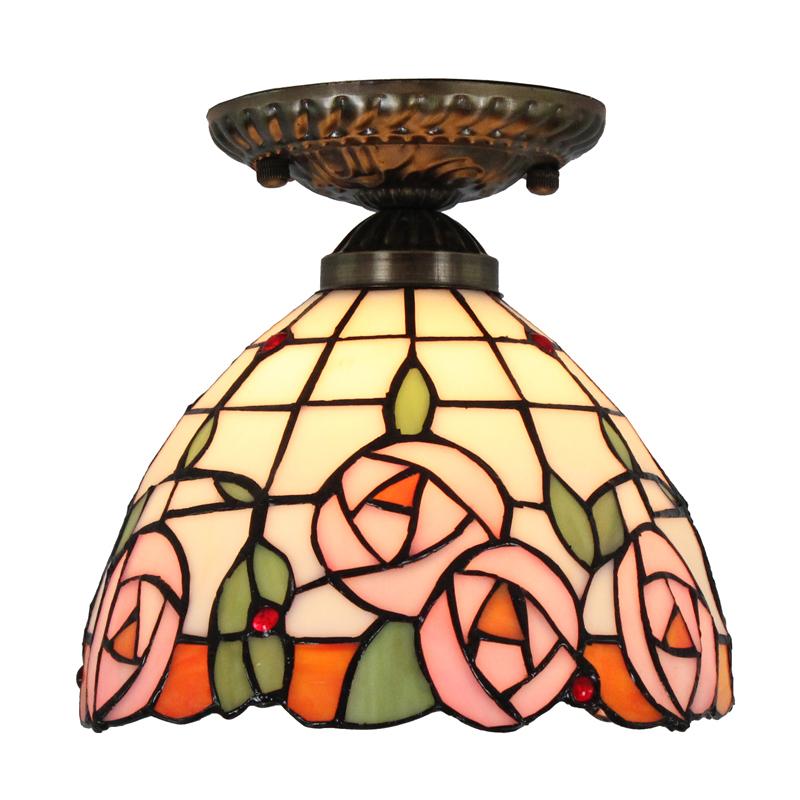 compare prices on tiffany flush mount ceiling light. Black Bedroom Furniture Sets. Home Design Ideas