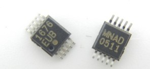 100% NEW High-Efficiency, Low-Supply-Current, Compact, Step-Up DC-DC Converters IC ( MAX1676EUB )(China (Mainland))