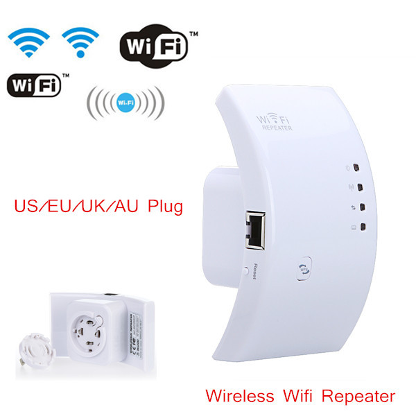 300Mbps Wireless Wifi Repeater Router Expander W-ifi Antenna Wi fi Roteador Signal Amplifier Repetidor Wifi(China (Mainland))