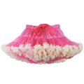 0 10Y New Fashion Children Girl Tutu Skirts Baby Ballerina Skirt Kids Chiffon Fluffy Casual Candy