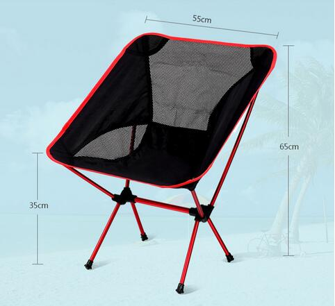 Beach chairs Portable Folding Camping Stool Chair silla plegable Outdoor chairs(China (Mainland))
