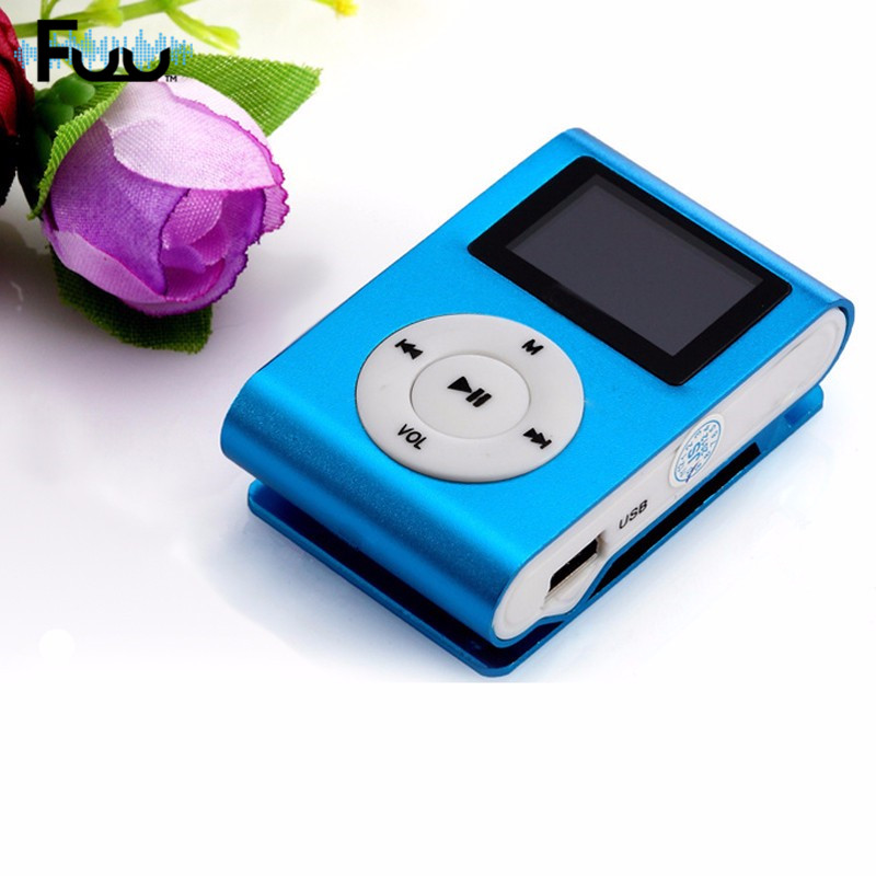Free Ship MINI Clip Sport MP3 Player Support Micro TF/SD Card Lithium Battery Slot Mini Music Player MP3 Full packing 2016 New(China (Mainland))