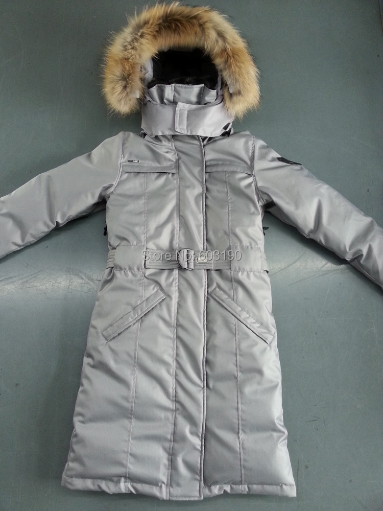 2015 Hot Shera Ladies Extrame Long Parka filled Fur Ruff windproof waterproof women warm winter coat - Samsing Group Co.,Limited store