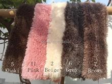 (75*50cm) Short Pile Fabric Blanket Basket Stuffer Basket Filler Newborn photography props(China (Mainland))