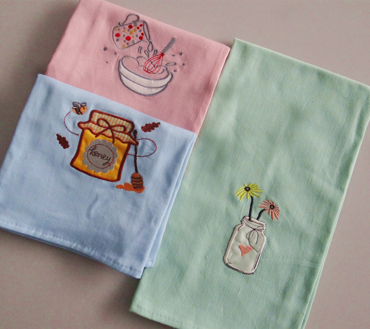 Popular embroidered napkins buy cheap