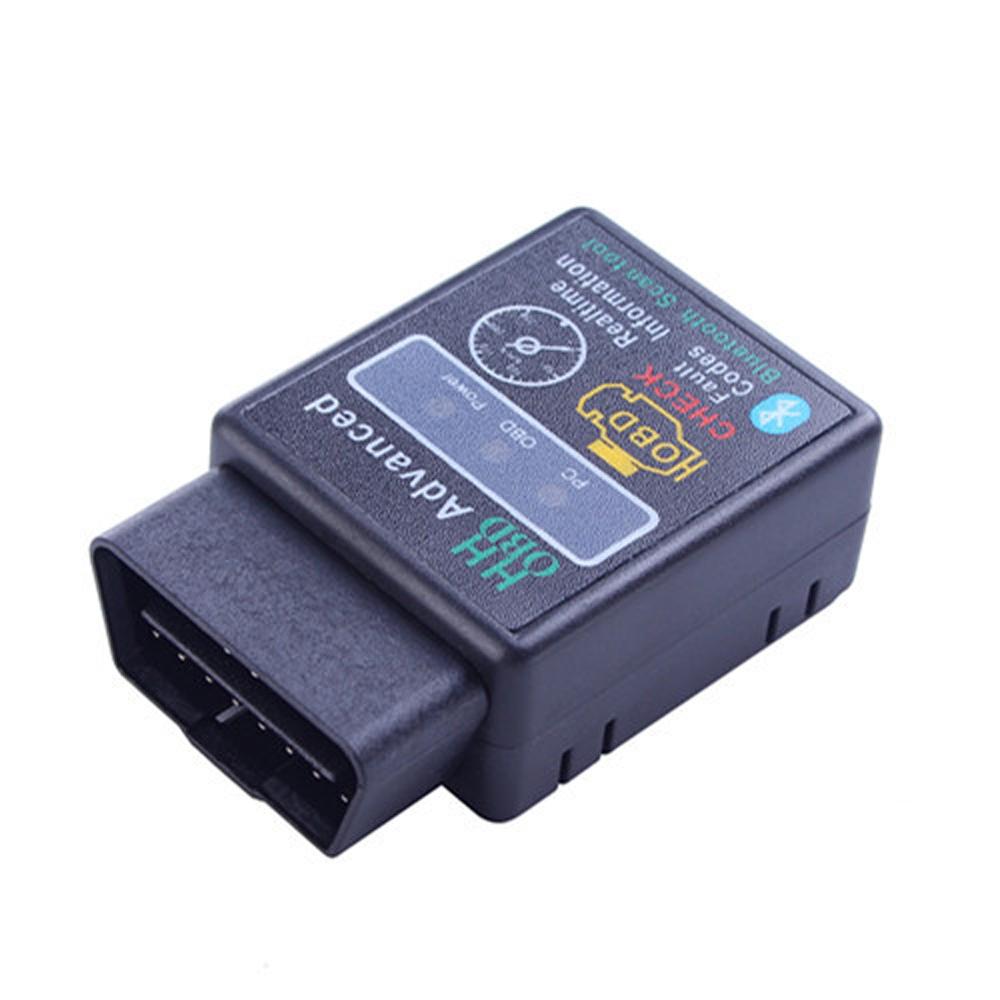 HH ELM327 Bluetooth Advanced OBD2 Scan Tool Wireless Diagnostic Tool HH ELM 327 Bluetooth 2015 Hot Sale(China (Mainland))