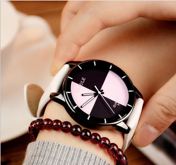 Korean fashion quartz watch