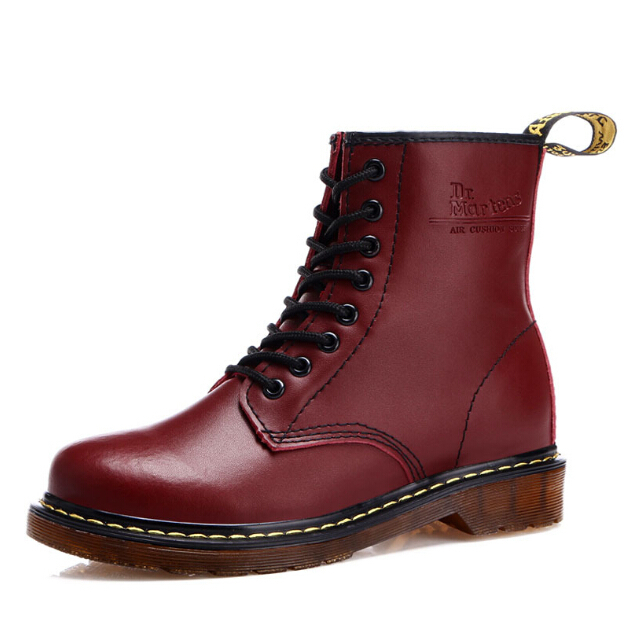 aliexpress com buy 2015new fashion genuine leather boots shoes brand designer motorcycle