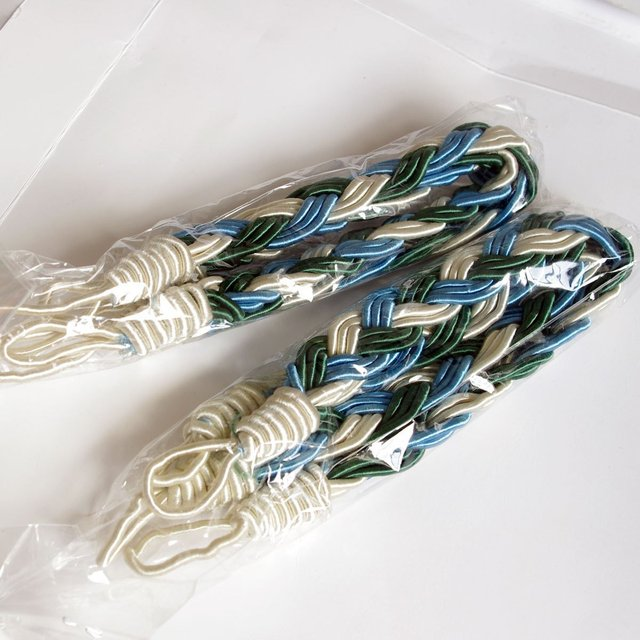 Bag handle carry rope Specia hand-woven Handle curtains bandage