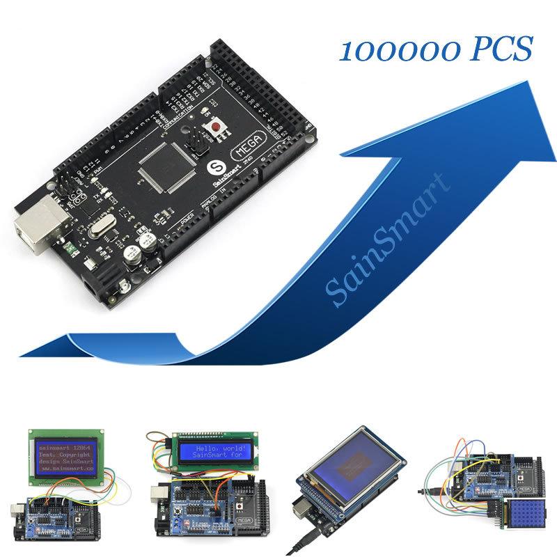 SainSmart Nano V3 Starter Kit for Arduino 1602CLD