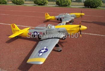 EPO RC Warbird P-51 Mustang with 1200mm Wingspan PNP
