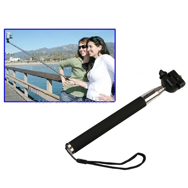 NEW Extendable Self Photo Monopod Handheld Camera Holder for GoPro Hero 2 3<br><br>Aliexpress