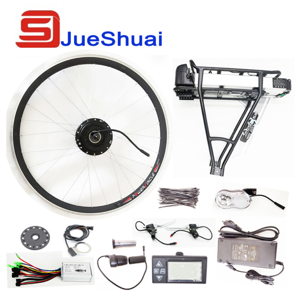 Здесь можно купить  36V 250W/350W/500W Kettle Battery Ebike Kits Electric Bike Conversion Kit With LED Display LCD Optional 36V 250W/350W/500W Kettle Battery Ebike Kits Electric Bike Conversion Kit With LED Display LCD Optional Спорт и развлечения