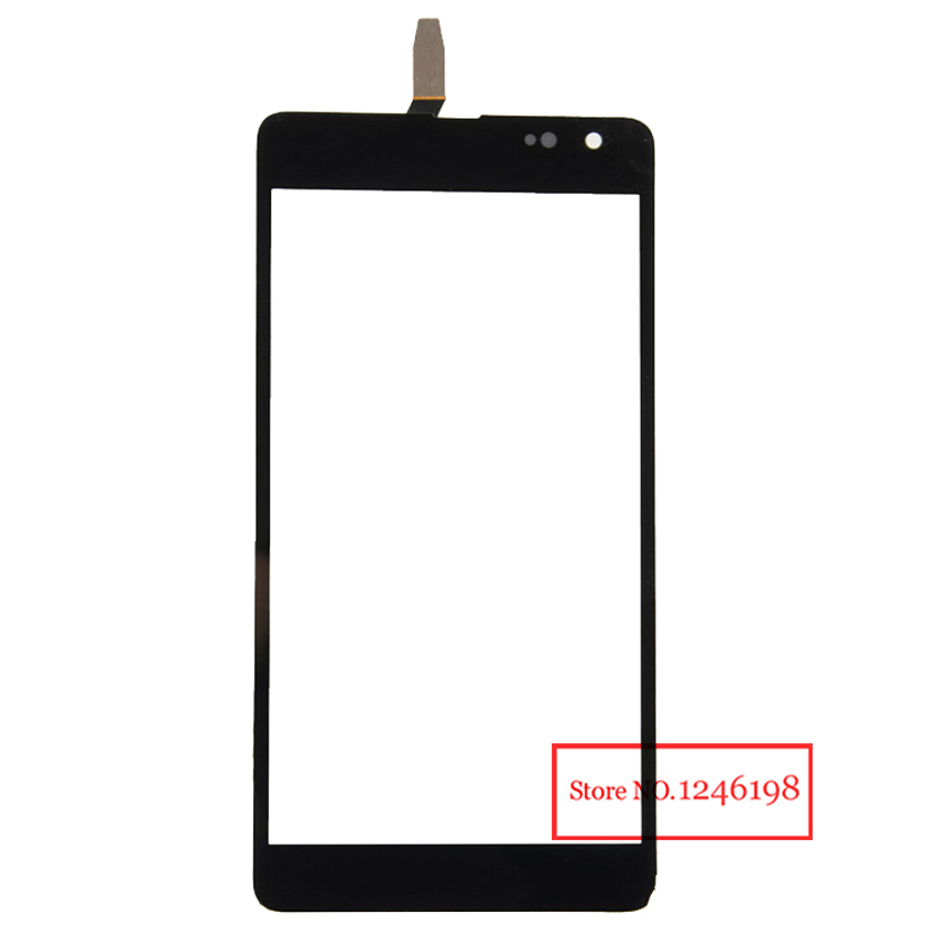100 original new touch screen digitizer for microsoft nokia lumia 535 n535 front glass panel