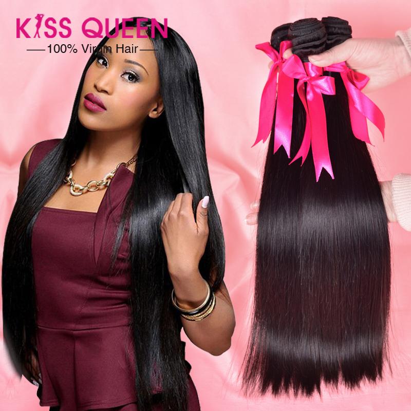 Peruvian Virgin Hair Straight 3 Pcs 6A 100% Unprocessed Virgin Peruvian Straight Hair,Rosa Hair Products Human Hair Soft &amp; Silky<br><br>Aliexpress