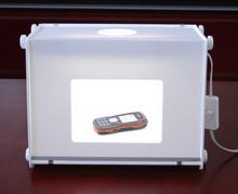 110V/220V SANOTO 12″X8″Portable Mini professional photo studio light soft box Photo Light Box MK30 softbox speedlight