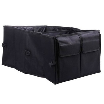 Car Boot Storage Bags Auto Folding Toolbox Organizer Box Supplies Locker Portable Car Trunk Carrying Reticule
