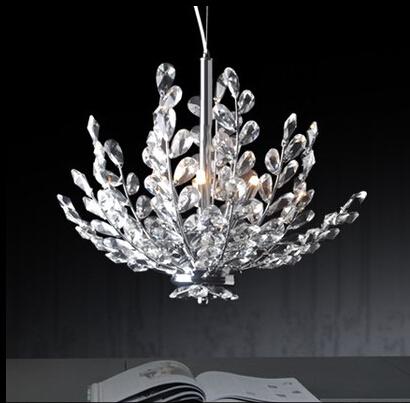 3 light crystal chandelier light floral french crystal. Black Bedroom Furniture Sets. Home Design Ideas
