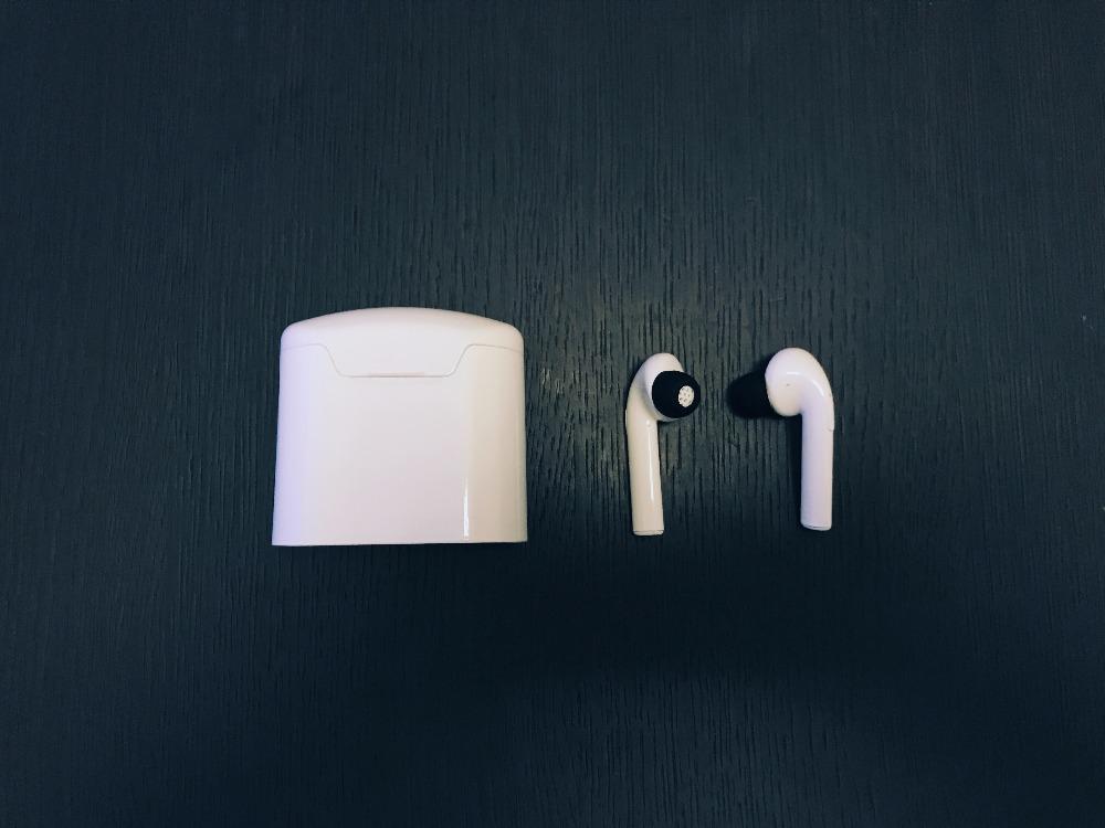 Wallytech Mini Stero Wireless in ear Earphone Bluetooth Headset Ear Buds Hands-free with Mic for iphone xiaomi huawei