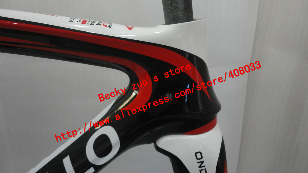 2013 Original Asymmetrical di2 available 1:1 Pinarello Dogma 65.1 Think2 road bicycle frame+one pinarello cage