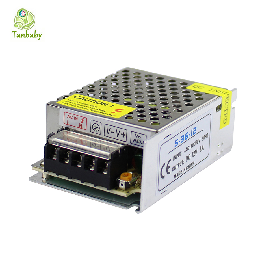 led driver ac100 240v to dc12v in lighting transformers from lights