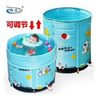 2014 sale promotion tarpaulin support metal baby swimming pool infant boy alloy mount oversized bathing bucket insulation(China (Mainland))