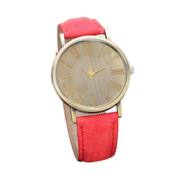 2015 Reloj, Retro Style Quartz Watch Denim Quartz Watches Women Men Unisex Watches Casual Vintage relogio Clocks Mujer