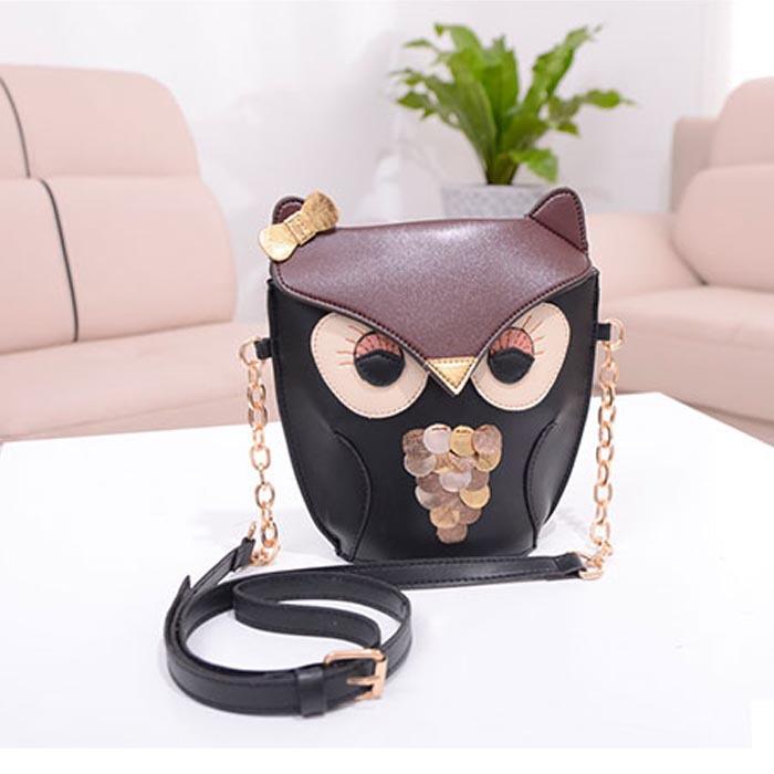 Маленькая сумочка Feitong Messenger