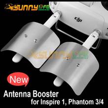 DJI Phantom 3 Inspire 1 Remote Controller Enhance Board Extended Range Parabolic Antenna Signal Booster 2pcs