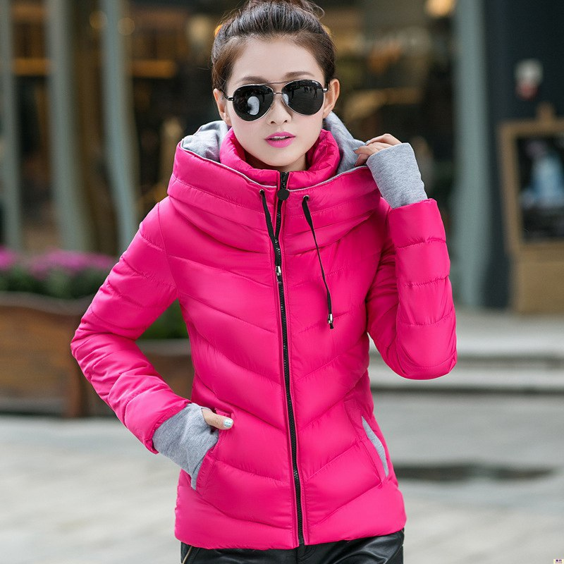 Pink Winter Jacket | Outdoor Jacket