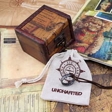 Uncharted 3 Drake's Deception Anime Game Francis Drake Collector's Edition Drake's Ring