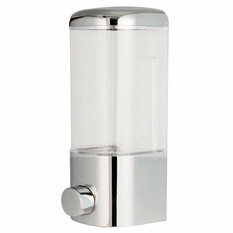 Compra dispensador de jab n l quido de ducha online al por for Dispensador jabon ducha
