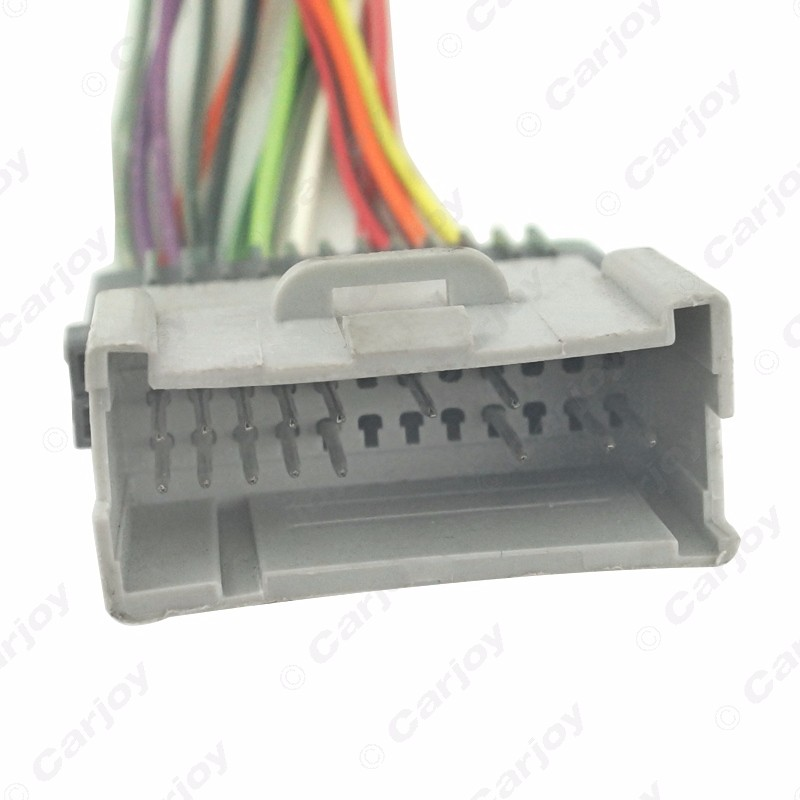 popular metra wiring harness adapter buy cheap metra wiring 10pcs car radio cd player wiring harness audio stereo wire adapter for kia oldsmobile install