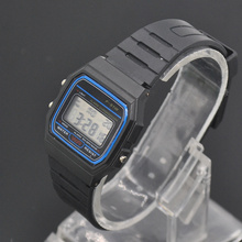 Cool Mens Sports Casual LED Digital Watch Soft Rubber Band Wrist Watches Men Clock relogio masculino