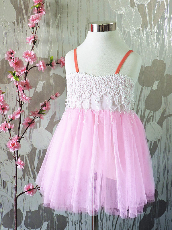 Free shipping new arrival sleeveless crochet Tassels lace Childrens vest ball gowns tutu summer party dress Kids clothing<br><br>Aliexpress