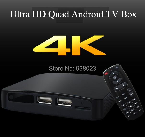 Smart TV Box Ultra HD 4K Player Allwinner A31 Quad Core 2G/8G Mini PC Android TV Box BT+Cam+Mic Android TVBox(China (Mainland))