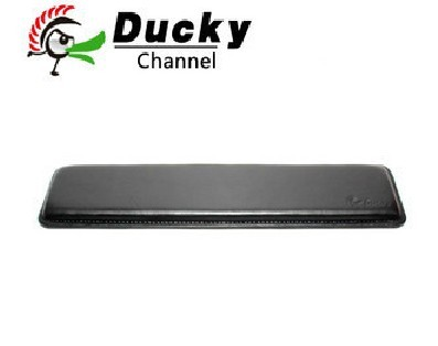 Magic duck ducky genuine leather mechanical keyboard hand wrist rest boxed(China (Mainland))