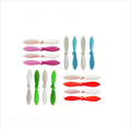 CX 10 main blades 10 sets 40 pieces propellers for cx 10 RC Quadcopter helicopter spare