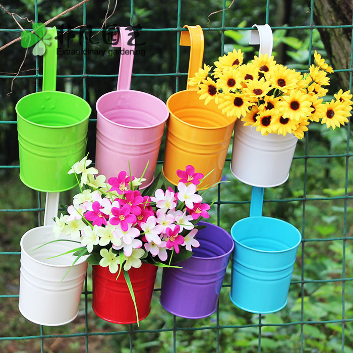 Large Size Wall Planting Pots Garden Decoration Supplies