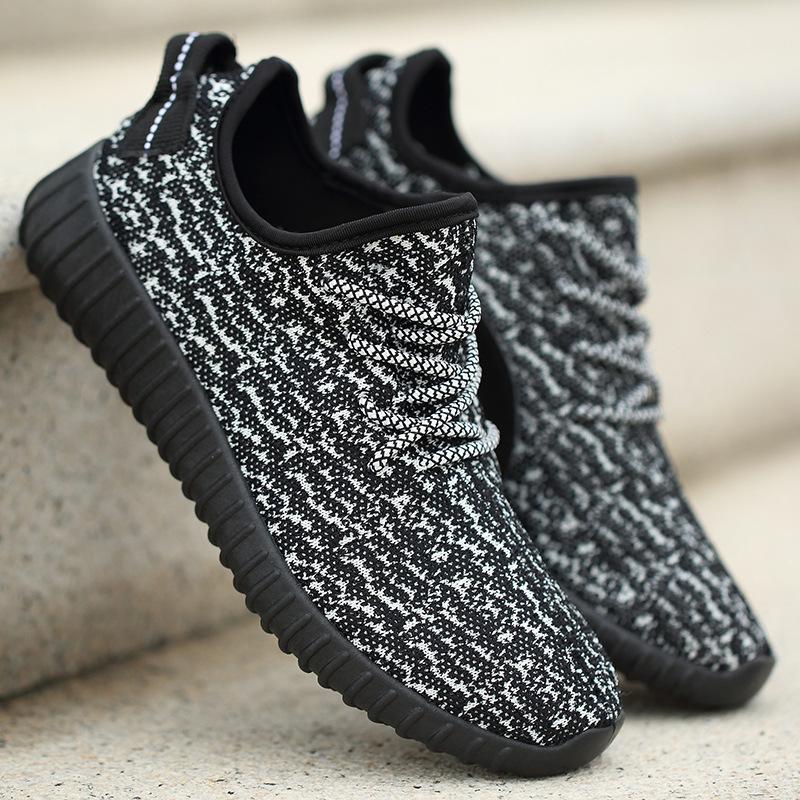 2016 fashion men & women casual shoes breathable lace up men shoes drop shipping high quality shoes women plus size 46 NO LOGO(China (Mainland))
