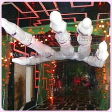 Scary party decoration skull inflatable halloween decoration