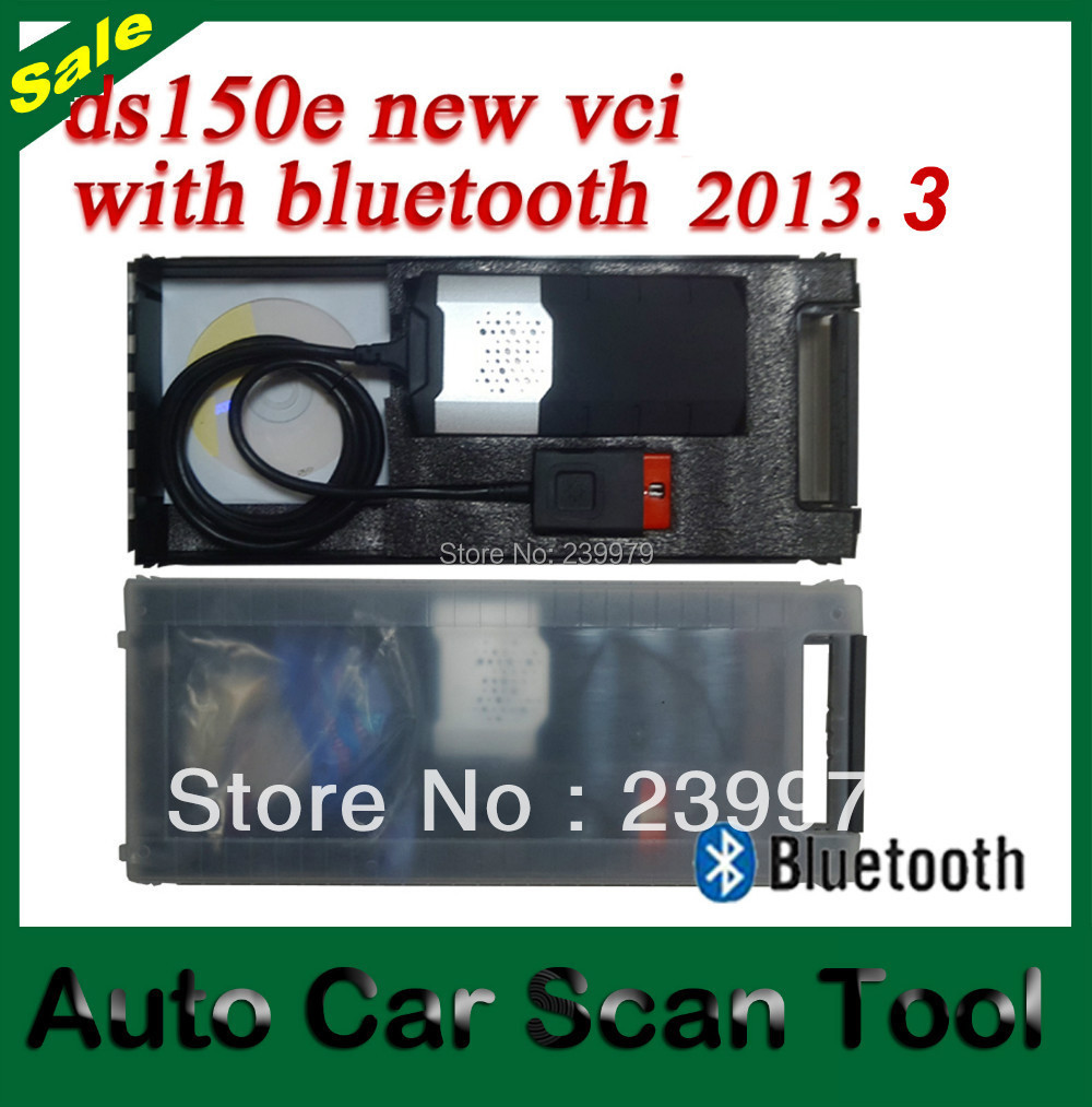 DHL FREE ship! for TCS CDP PRO PLUS new DS150E VCI + BLUETOOTH for Cars / Trucks ---Best service and Best quality !(China (Mainland))