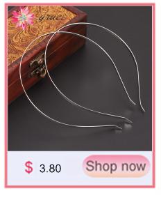 5pcs/lot Ladies/Girls/Kids Plastic hairbands Simple Style Hair Hoops Teeth candy color Headbands Acrylic  Hair Accessories