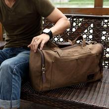 Di alta qualità borsa da viaggio grande capacità di nuovo modo mulitifunctional canvas duffle di corsa outdoor singolo sacchetto di spalla(China (Mainland))