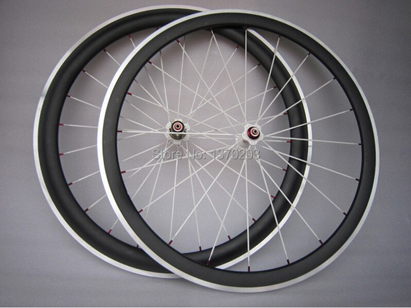 38mm clincher carbon wheels with aluminium alloy brake surface 8/9/10/11 speed available including painting(China (Mainland))