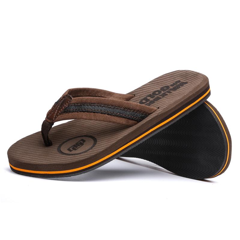 Men Sandals Beach Shoes Casual Flip Flops Comfortable Beach Slippers Massage Sandals Men Soft Outdoor Summer Men Slippers 2016<br><br>Aliexpress